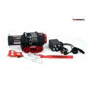 CABRESTANTE WINCH 4K (1.800KG) 12V - ATV - CABLE PLASMA POWERWINCH