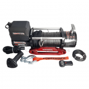 CABRESTANTE WINCH 8K (3629KG) 12V CABLE PLASMA POWERWINCH