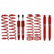 KIT SUSPENSION +50mm JEEP WRANGLER JK (3P) STD PEDDERS