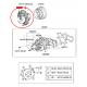 VISCOSO ACOPLADOR J12/15 ( 1KDFTV ) ORIGINAL TOYOTA LAND CRUISER