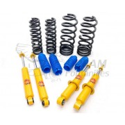 KIT SUSPENSION COMPLETO +30mm NISSAN NAVARA D23 (MUELLES) TERRAIN TAMER