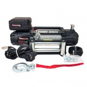 CABRESTANTE WINCH 12K (5440KG) 12V CABLE PLASMA EXTREME POWERWINCH