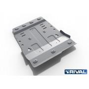 PROTECCIÓN CAJA CAMBIOS + TRANSFER ALU 6MM VW AMAROK 3.0V6 RIVAL