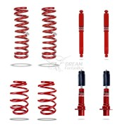 KIT SUSPENSION +40mm JEEP CHEROKEE KJ PEDDERS