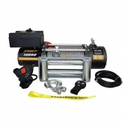 CABRESTANTE PERFORMANCE 12K (5443KG / CABLE ACERO) KANGAROOWINCH