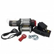 CABRESTANTE ATV 4,5K (2.040KG / CABLE ACERO) KANGAROOWINCH