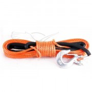 CABLE SINTETICO 6mmx15m COLOR NARANJA POWERLINE