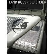 PROTECCIONES ALUMINIO ALAS LAND ROVER